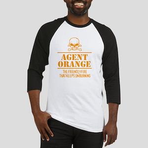 Agent Orange Humor Baseball Jersey
