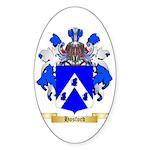 Hosford Sticker (Oval 10 pk)