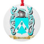 Hosford 2 Round Ornament