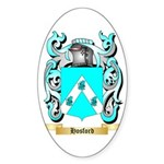 Hosford 2 Sticker (Oval)