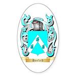 Hosford 2 Sticker (Oval 10 pk)