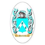 Hosford 2 Sticker (Oval 50 pk)