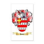 Hosey 35x21 Wall Decal