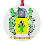 Hosak Round Ornament