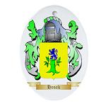 Hosak Ornament (Oval)