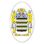 Horwood Sticker (Oval 50 pk)