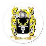 Horton Round Car Magnet