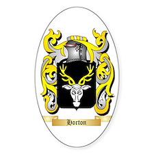 Horton Sticker (Oval)