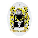 Horton Ornament (Oval)