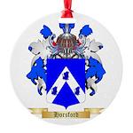 Horsford Round Ornament