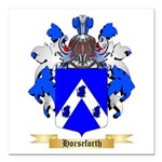 Horseforth Square Car Magnet 3