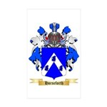 Horseforth Sticker (Rectangle 50 pk)