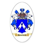 Horseforth Sticker (Oval 50 pk)