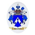 Horseforth Ornament (Oval)