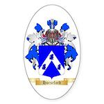 Horseford Sticker (Oval 50 pk)