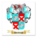 Horsburgh Square Car Magnet 3