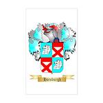 Horsburgh Sticker (Rectangle)