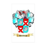 Horsburgh Sticker (Rectangle 10 pk)