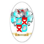 Horsburgh Sticker (Oval)
