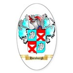 Horsburgh Sticker (Oval 10 pk)