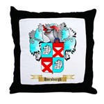 Horsburgh Throw Pillow