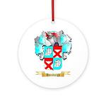 Horsburgh Ornament (Round)
