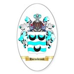 Hornibrook Sticker (Oval 10 pk)