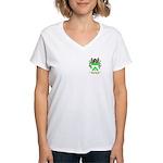 Horniblow Women's V-Neck T-Shirt