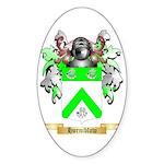Horniblow Sticker (Oval 50 pk)