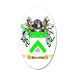Horniblow 20x12 Oval Wall Decal