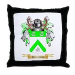 Horniblow Throw Pillow