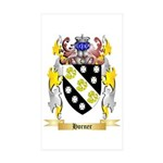 Horner Sticker (Rectangle 50 pk)