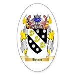 Horner Sticker (Oval 50 pk)