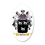 Horner 2 35x21 Oval Wall Decal
