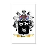 Horner 2 20x12 Wall Decal