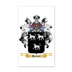Horner 2 35x21 Wall Decal