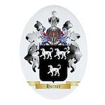 Horner 2 Ornament (Oval)