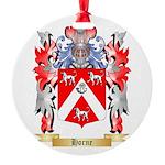 Horne Round Ornament
