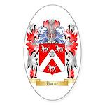 Horne Sticker (Oval 10 pk)
