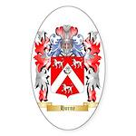 Horne Sticker (Oval 50 pk)