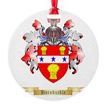 Hornbuckle Round Ornament