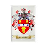 Hornbuckle Rectangle Magnet (100 pack)