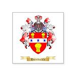 Hornbuckle Square Sticker 3