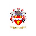 Hornbuckle Sticker (Rectangle)