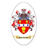 Hornbuckle Sticker (Oval)