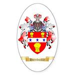Hornbuckle Sticker (Oval 10 pk)
