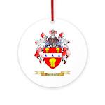 Hornbuckle Ornament (Round)