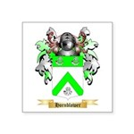Hornblower Square Sticker 3