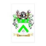 Hornblower Sticker (Rectangle)