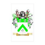 Hornblower Sticker (Rectangle 50 pk)